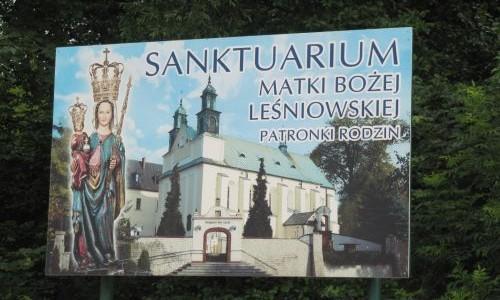 Wyjazd Parafialny – Sanktuarium w Leśniowie