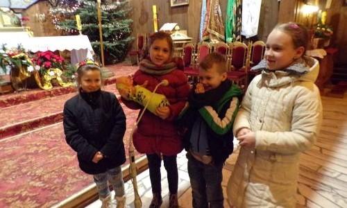 Spotkanie Eucharystyczne – Adoracja przy żłóbku