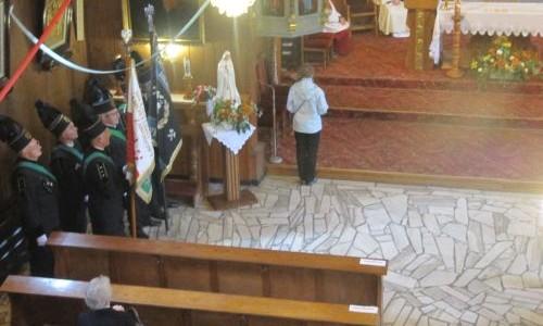 Msza za + rotmistrza Witolda Pileckiego w 115 rocznicę urodzin