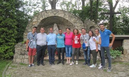 Światowe Dni Młodzieży – Spotkanie z młodzieżą z Włoch