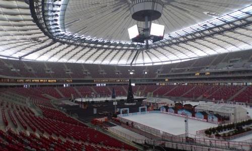 Wycieczka do Warszawy – Stadion Narodowy