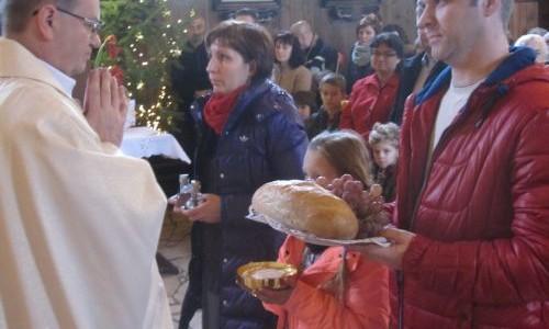 Święto Świętej Rodziny – Msza za rodziny parafii