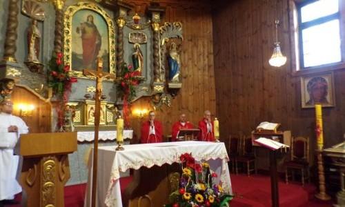 Odpust ku czci Świętej Barbary