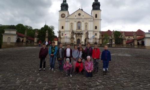 Pielgrzymka dzieci komunijnych: Kalwaria Zebrzydowska