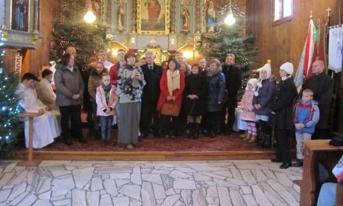 Msza święta za Rodziny
