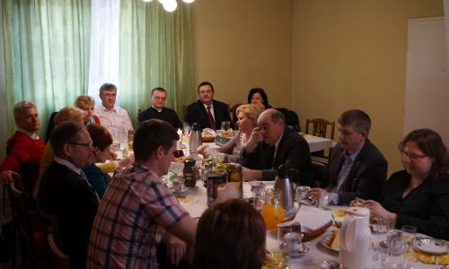 Spotkanie Rodzin Domowego Kościoła