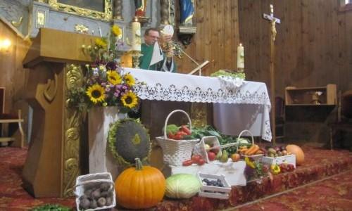 Msza święta żniwna