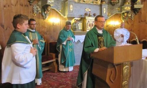 Światowe Dni Młodzieży – Msza św. w parafii
