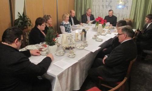 Spotkanie Opłatkowe PRD