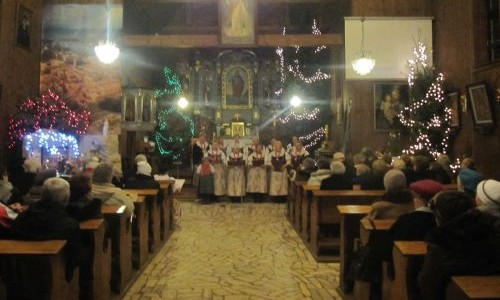 """Koncert kolęd – Chór """"Nadzieja"""" i Jastrzymbioki"""