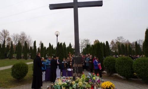 Uroczystość Wszystkich – Procesja na cmentarz