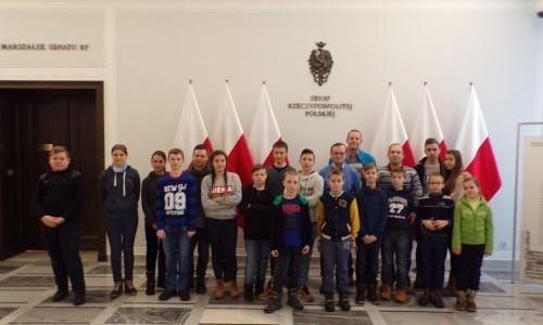 Wycieczka do Warszawy – Sejm i Senat RP