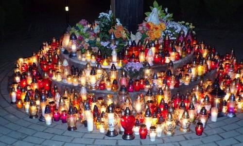 Uroczystość Wszystkich Świętych – Procesja na cmentarz