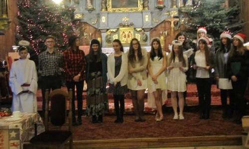 Przedstawienie bożonarodzeniowe