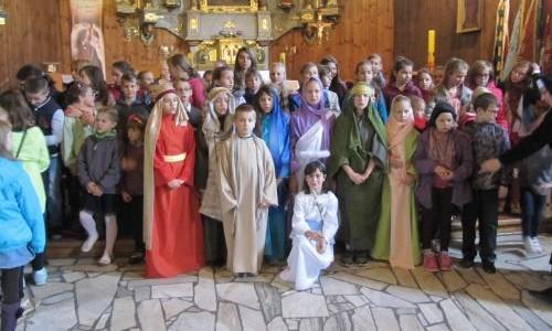 Dzień Wspólnoty Grup Dzieci Maryi dekanatu Jastrzębie-Zdrój