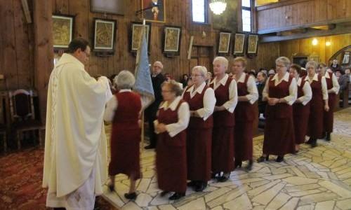 Msza Święta w intencji Chóru Parafialnego
