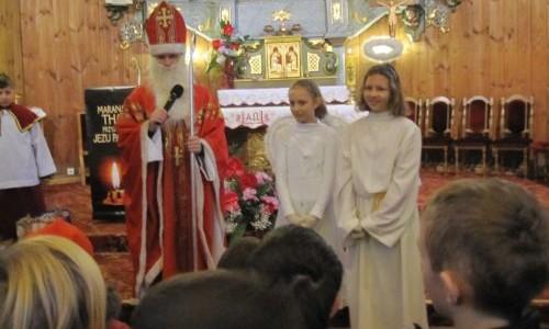 """""""Święty Mikołaj"""""""