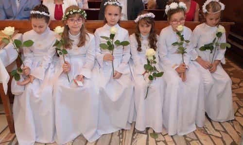 I Komunia Święta – Nabożeństwo Eucharystyczne